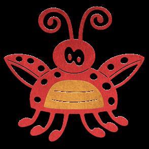 Cheery Lynn Dies - Ladybug