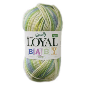 Naturally Loyal Baby Prints 4 Ply