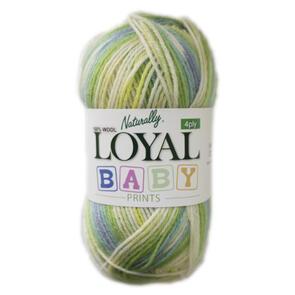 Naturally  Loyal Baby Prints 4 Ply