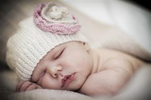 Lisa F Baby Cakes BC04 Anotoinette Hat