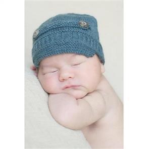 Lisa F Baby Cakes BC22 Baby Newsboy Hat