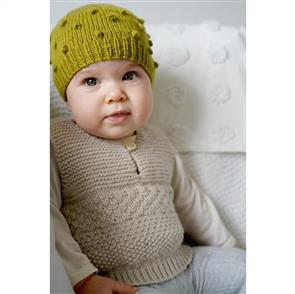 Lisa F  Baby Cakes - Phonix Vest and Hat - Bc96