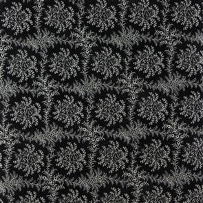 Blue Hill  Fabric - The Lancaster Collection - 8281 Black