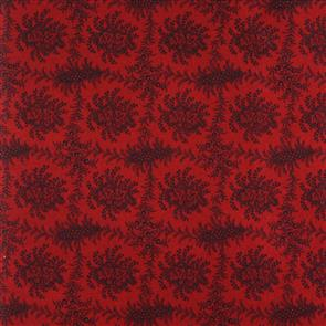 Blue Hill  Fabric - The Lancaster Collection - 8281 Red 2