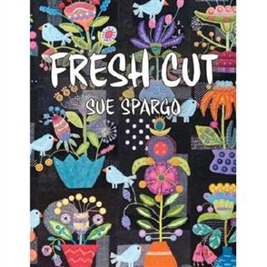 Sue Spargo  Fresh Cut