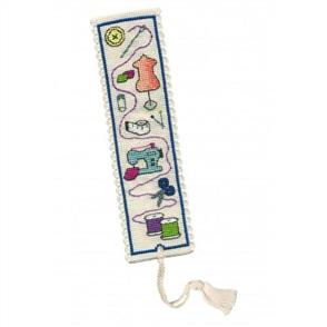 Textile Heritage  Bookmark Cross Stitch Kit - Sewing