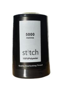 Stitch  Overlocking Thread - 5000 metres