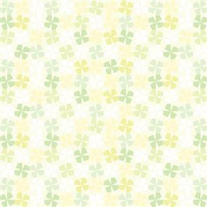 Benartex  Little Charmers - Pinwheels Yellow
