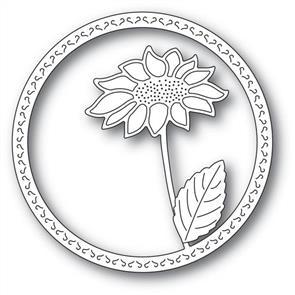 Memory Box - Brilliant Sunflower