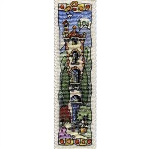 Michael Powell  Bookmark Cross Stitch Kit: Tall Italian House