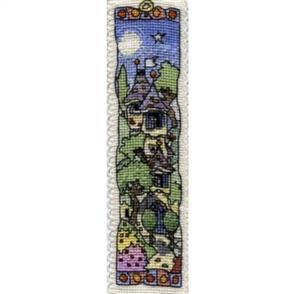 Michael Powell  Bookmark Cross Stitch Kit: Tall Chateau