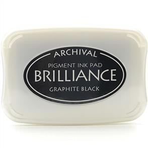 TSUKINEKO Brilliance Pigment Ink Pad