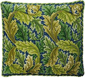 Beth Russell  Acanthus Leaves - Tapestry Kit