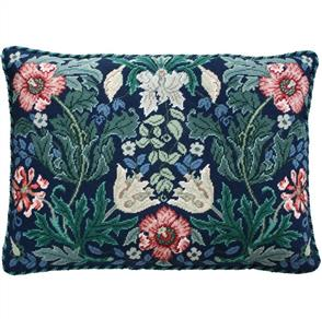 Beth Russell  Blue Compton Cushion (Design/canvas only)