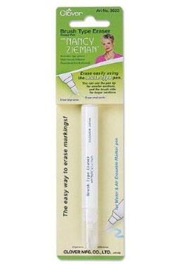 Clover  Brush Type Eraser | Nancy Zieman