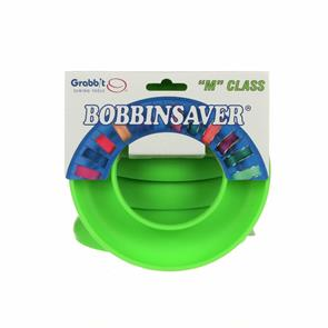Grabbit Bobbin Saver Lime Green