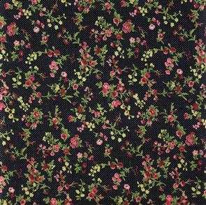 MISC  Belleboo - Tossed Floral - Black