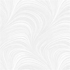 "Benartex  108"" Wide Back - Wave White"