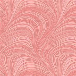 """Benartex  108"""" Wide Back - Wave Rose"""