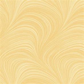 "Benartex  108"" Wide Back - Wave Yellow"