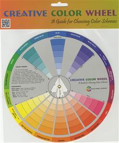 The Colour Wheel Company Creative Colour Wheel