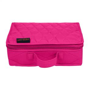 Yazzii Mini Craft Organizer Large - Fuchsia