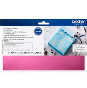 Brother Foil Transfer Sheets - Pink