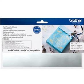 Brother Foil Transfer Sheets - Silver