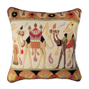 Jolly Red  Tapestry Kit - Camelcade