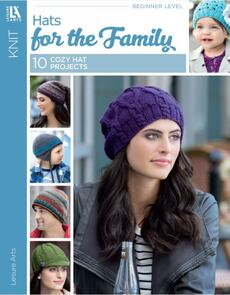 Leisure Arts Hats for the Family