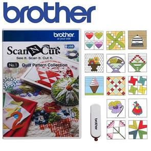 Brother  Quilt Pattern Collection