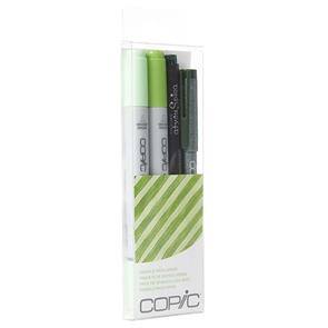 Copic  Ciao Markers - Doodle Pack Green