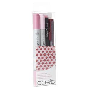 Copic  Ciao Markers - Doodle Pack Pink