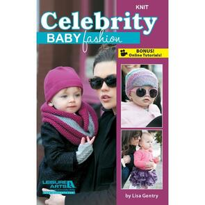 Leisure Arts Celebrity Baby Fashion