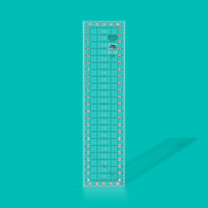Creative Grids Basic Range 6in x 24in Rectangle Quilt Ruler