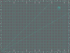 Creative Grids  Cutting Mat - Double Sided