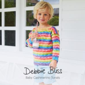 Debbie Bliss - Baby Cashmerino Tonals
