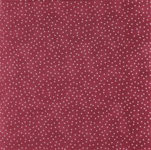 Clothworks  Heart and Home - Dots Pink
