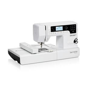 Bernette Chicago 7 Sewing & Embroidery Machine