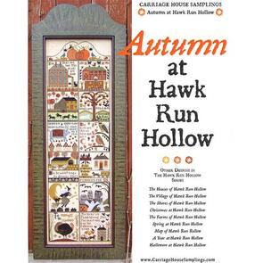 Carriage House Samplings Autumn at Hawk Run Hollow