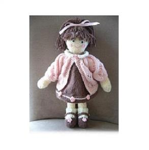 Cameron-James Designs  Penny Doll Knitting Pattern