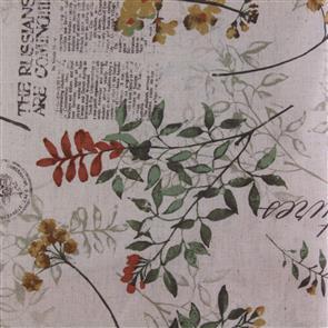 Handworks Fabric  Junko Matsuda - Calm Cream