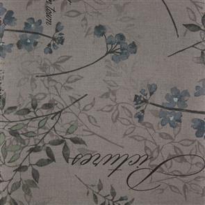 Handworks Fabric  Junko Matsuda - Calm Grey