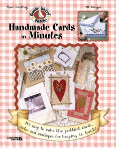 Leisure Arts  Handmade Cards In Minutes