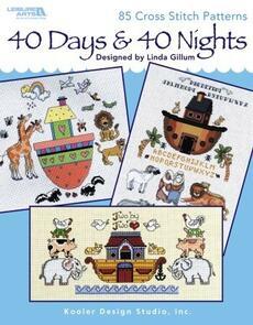 Leisure Arts  40 Days & 40 Nights