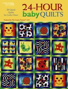 Leisure Arts  24 Hour Baby Quilts