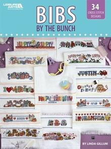 Leisure Arts  Bibs By The Bunch
