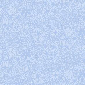 Trendy Trims - Fabric - Contempo - Baby Buddies 10285-05 - Blue