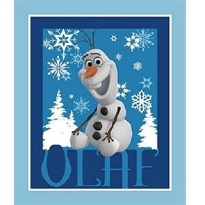 "Disney  's Frozen - Olaf Panel 36"""