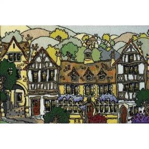 Michael Powell  Cross Stitch Chart Pack: English Village 2